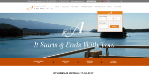 Arbiana Hotel - http://arbianahotel.com/