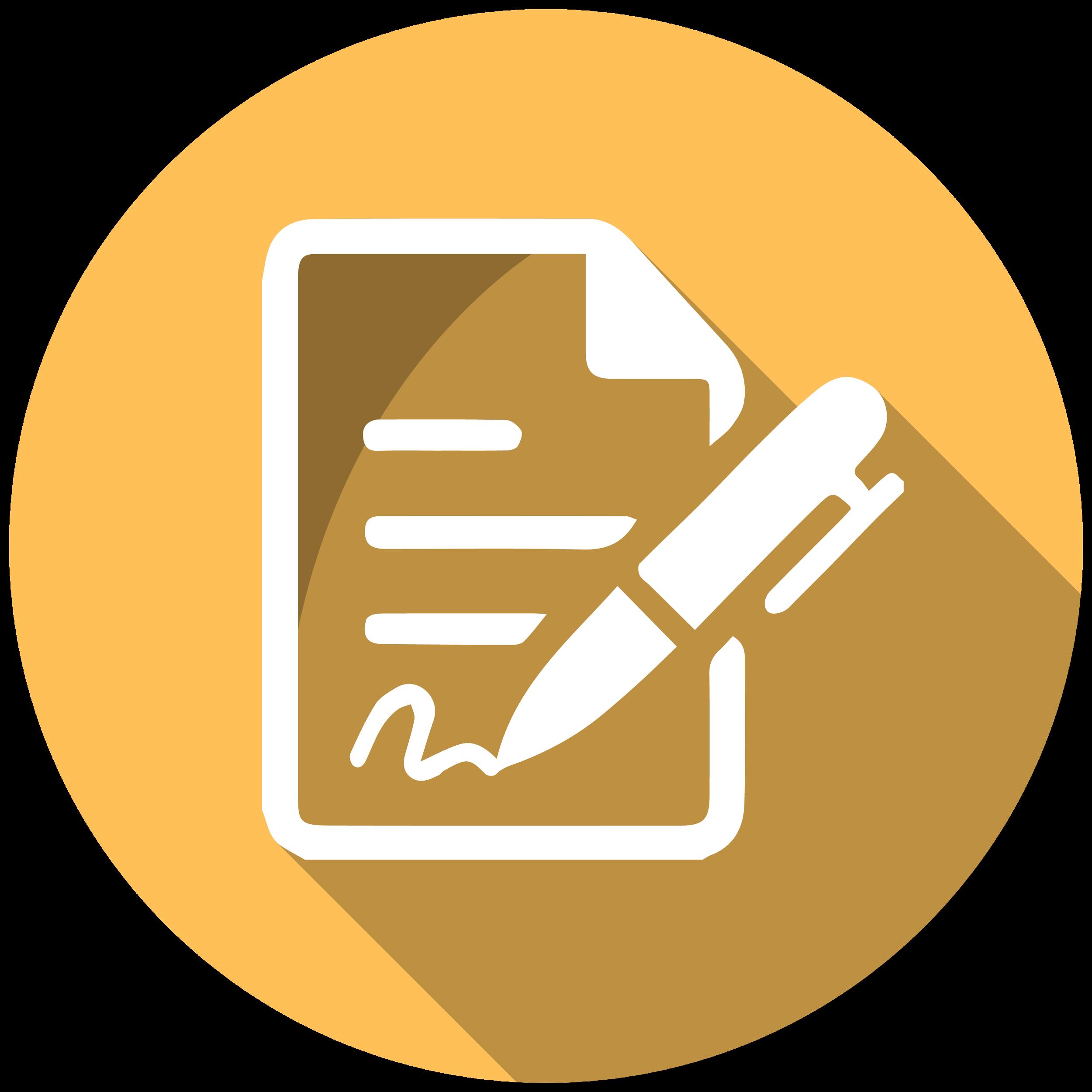 Drugi korak - potpisivanje ugovora