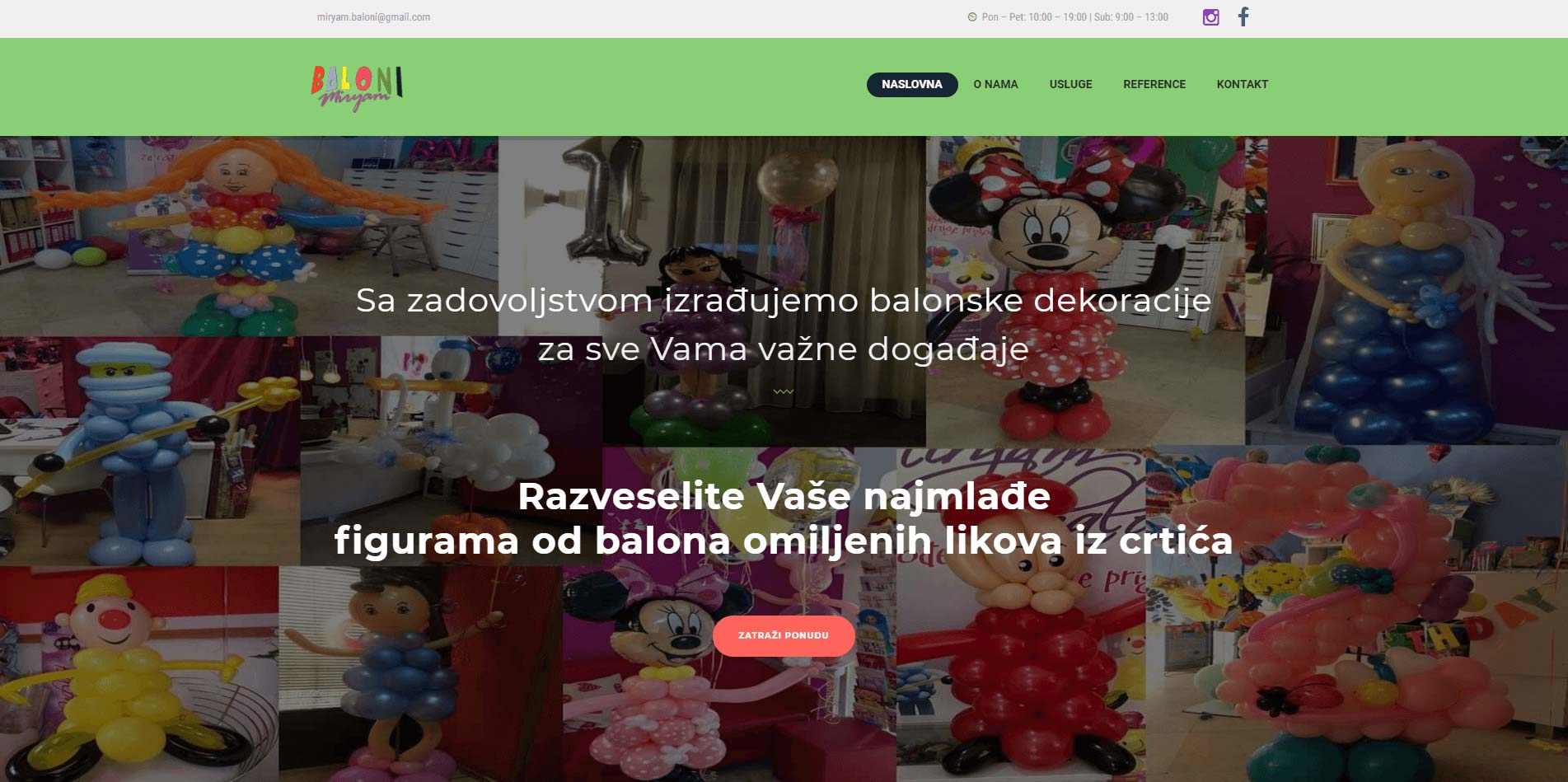 Miryam Baloni - http://miryam-baloni.com/